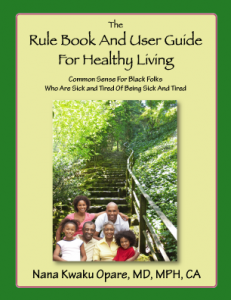 Rule Book And User Guide For Healthy Living