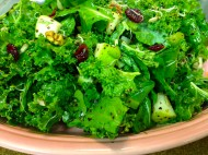 Harvest Kale Salad