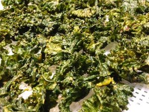 Nacho Cheeze Kale Chips