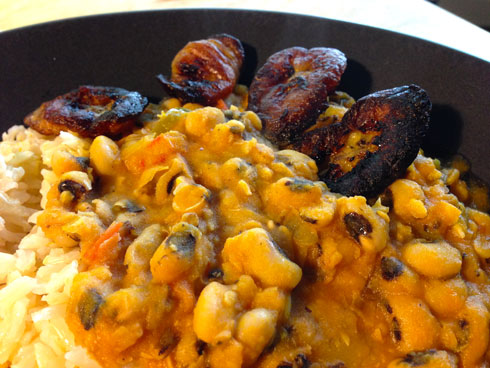 Red red black eyed peas ghana style food for the soul red red black eyed peas ghana style forumfinder Choice Image