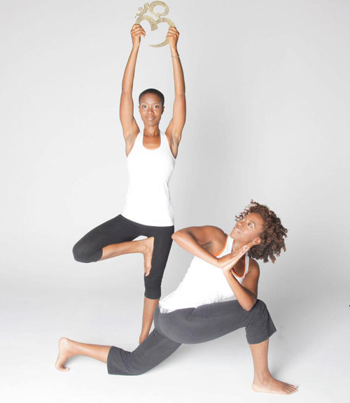 Black Yoga Teachers