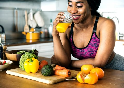Juice fast will jumpstart your transition to vegan