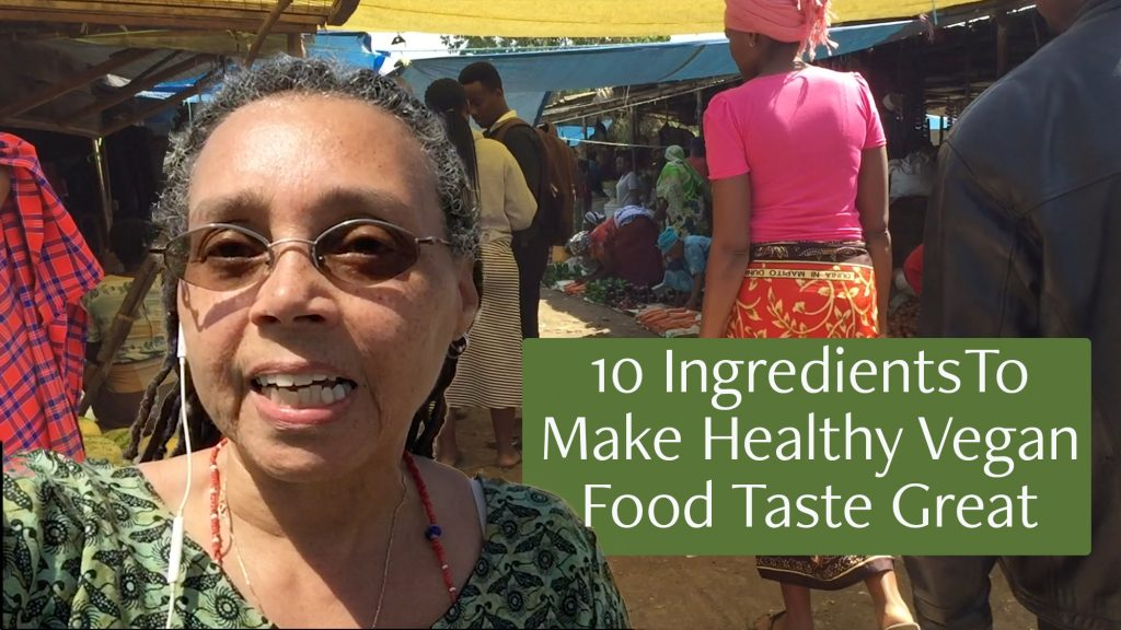 10 ingredients to make vegan food taste good