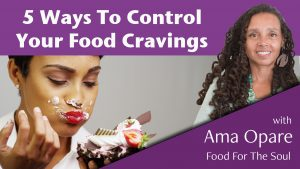 how to get control of your cravings
