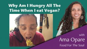 hungry all the time when i eat vegan